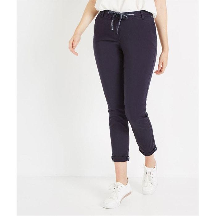 tout neuf 8db6b 86d5d Pantalon chino avec ceinture