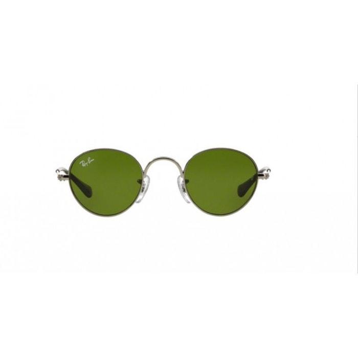 Lunettes de soleil pour enfant ray ban gris rj 9537s 200 2 40 21 vert Ray- Ban   La Redoute 90031eda7b82