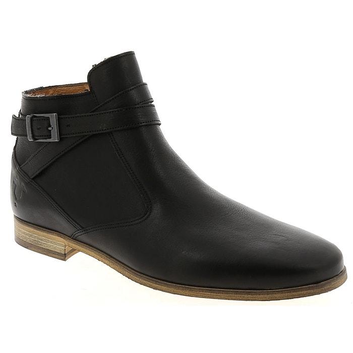 Boots et bottines kost fondeur24 noir Kost Pré-commander 19cn2