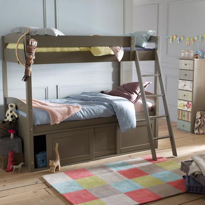 lits superpos s cyrille la redoute interieurs la redoute. Black Bedroom Furniture Sets. Home Design Ideas