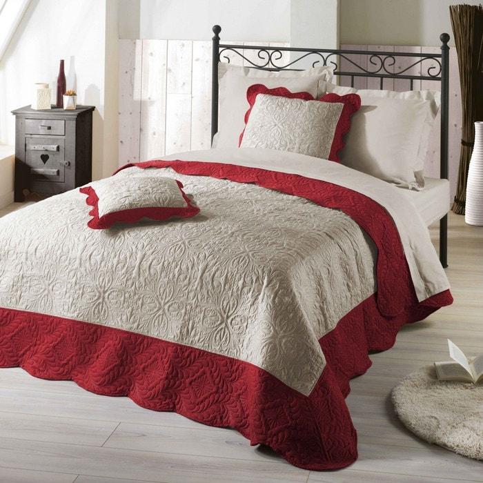 couvre lit microfibre emma 240x220 gris anthracite douceur d 39 int rieur la redoute. Black Bedroom Furniture Sets. Home Design Ideas