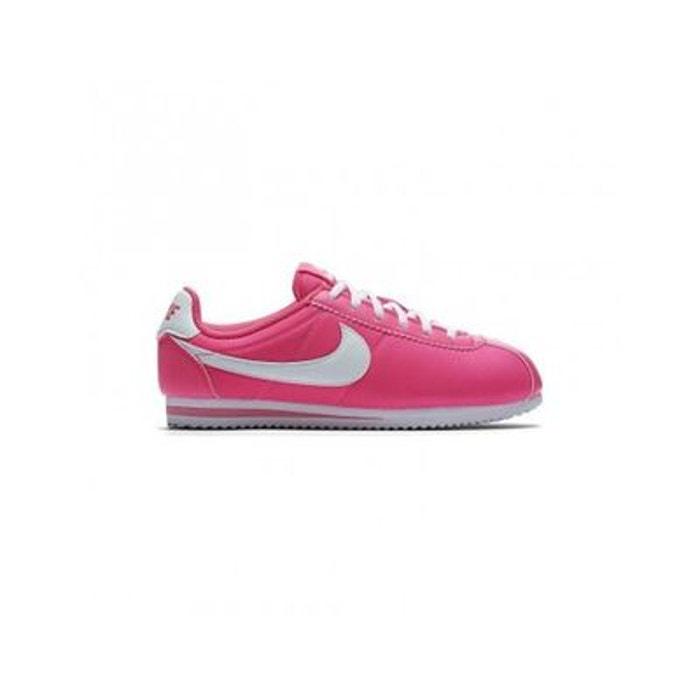 outlet store 39dd3 36194 Basket classic cortez nylon junior rose Nike  La Redoute