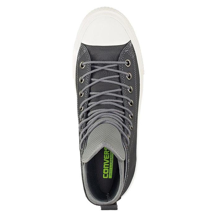 Baskets montantes ct wp boot nubuck gris Converse