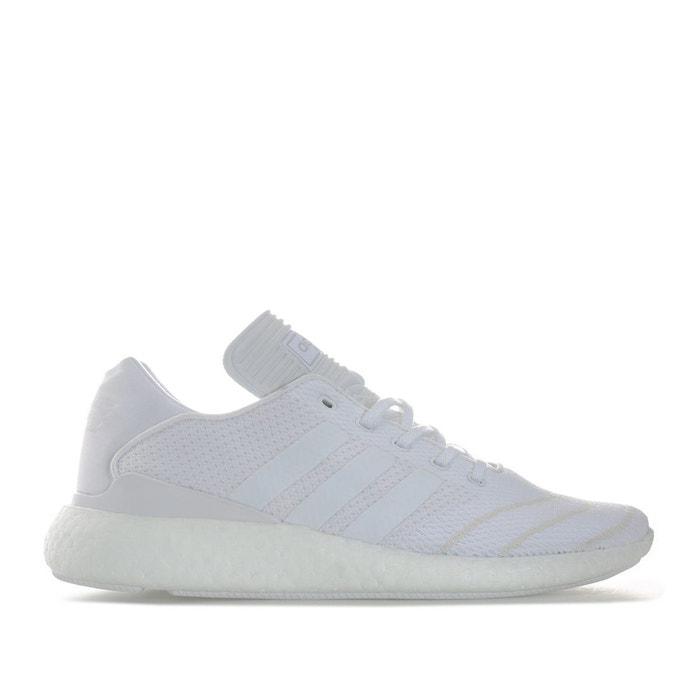 Baskets busenitz pure boost  blanc Adidas Originals  La Redoute