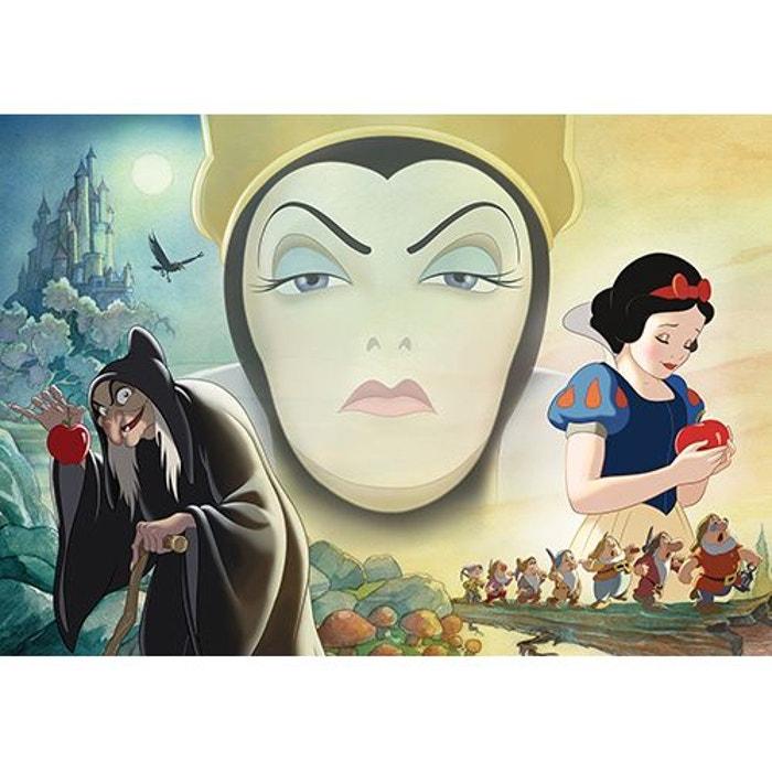Papier Peint Disney Blanche Neige La Reine Sorciere Les 7 Nains Et