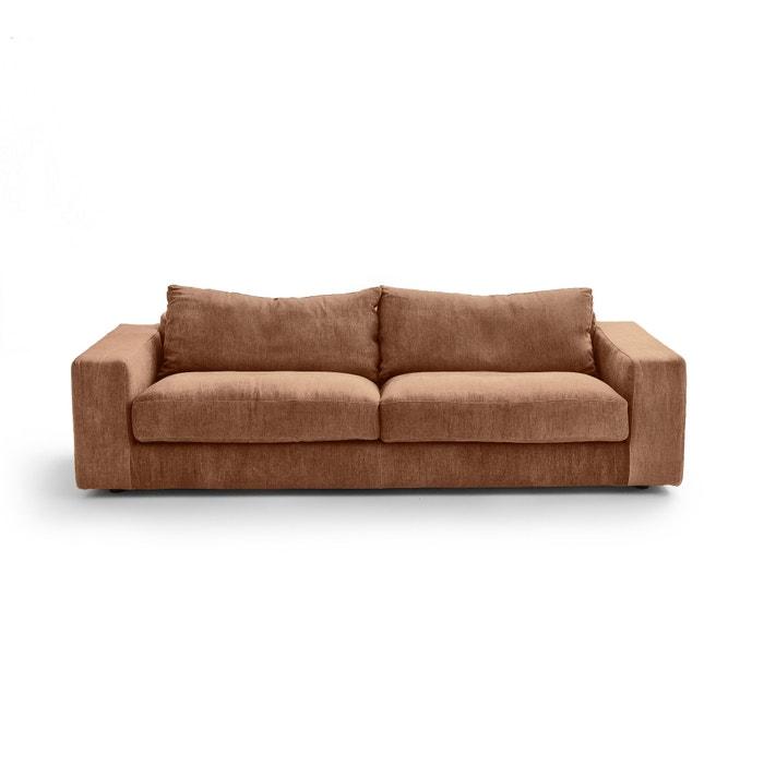 canap fixe skander lin am pm la redoute. Black Bedroom Furniture Sets. Home Design Ideas