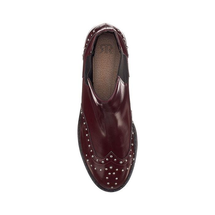 Redoute Bout La Boots Collections Fleuri Clouté ZBPwnHq