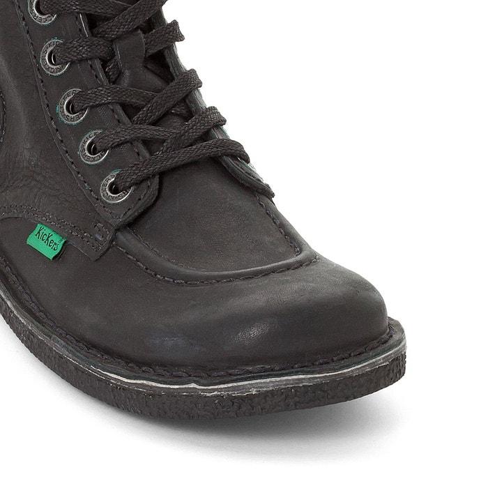 ... Boots en cuir à lacets LEGENDIKNEW KICKERS (2) ...