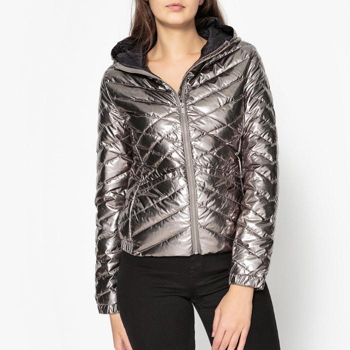 Lightweight Hooded Padded Jacket