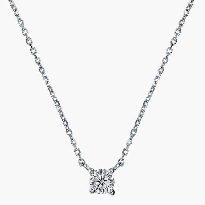 Meilleure Vente À Vendre Collier anatoli or blanc et diamant 42cm blanc Histoire D'or   La Redoute À La Recherche Pour Pas Cher En Ligne YQSfksyJ