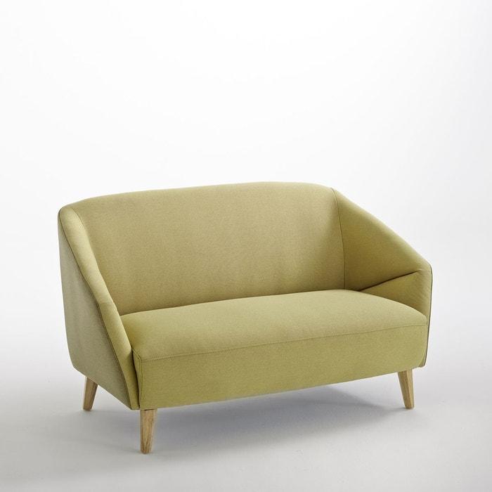 canap droit 2 places hexo la redoute interieurs la redoute. Black Bedroom Furniture Sets. Home Design Ideas