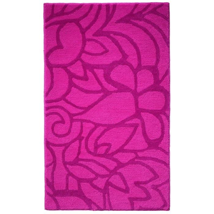 Captivant Tapis De Salon Moderne Design Tapis De Salle De Bain Flower Shower    Acrylique Rose Esprit | La Redoute