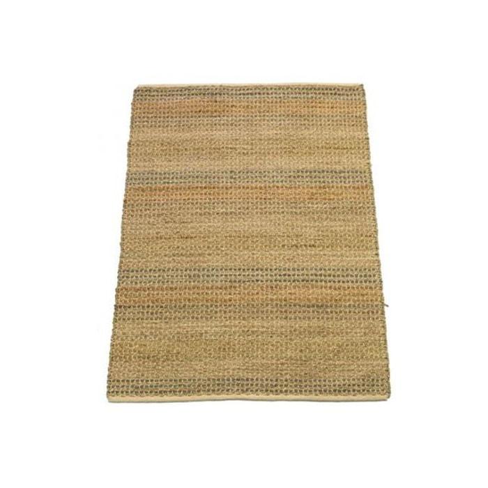 tapis naturel et coton 80x150 natura vert flair rugs la. Black Bedroom Furniture Sets. Home Design Ideas