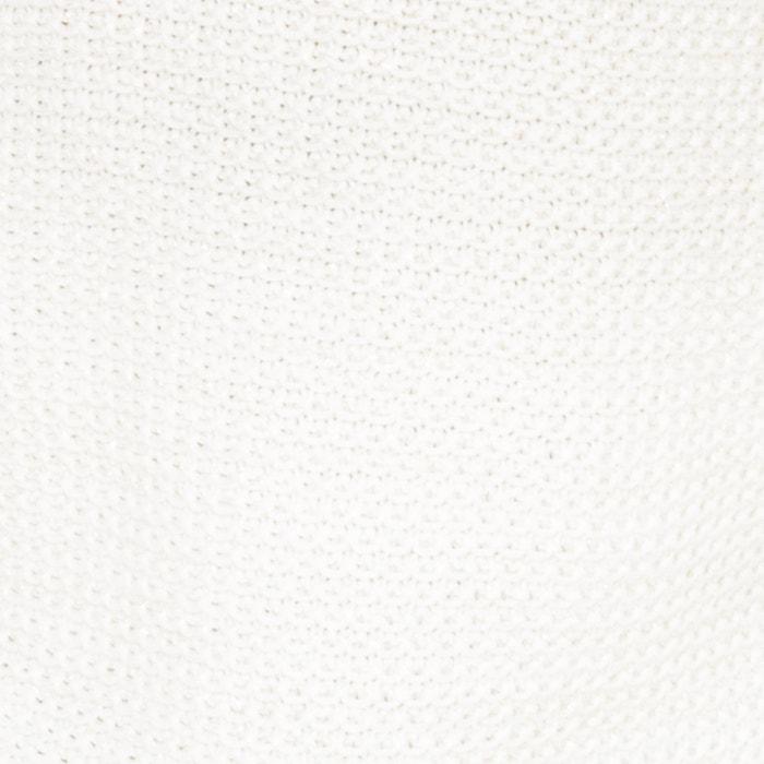de brillante Collections Jersey 243;n La cuello pico Redoute algod de con YHawOqTnS