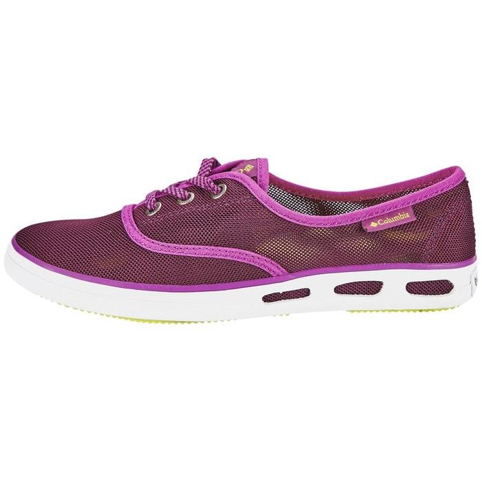25346d01dd199f Vulc n vent lace mesh - chaussures femme - violet violet Columbia | La  Redoute