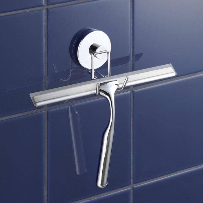 Raclette de douche argent la redoute interieurs la redoute for Accessoires salle de bain bhv