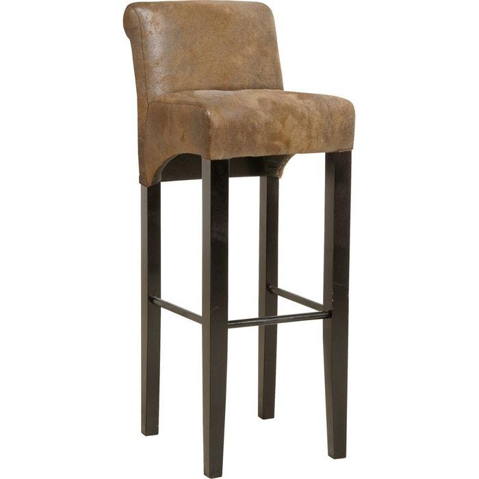 tabouret de bar isis vintage kare design kare design la redoute. Black Bedroom Furniture Sets. Home Design Ideas