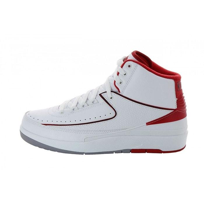 49bdebd83b1e1 Basket air jordan 2 retro blanc Nike   La Redoute