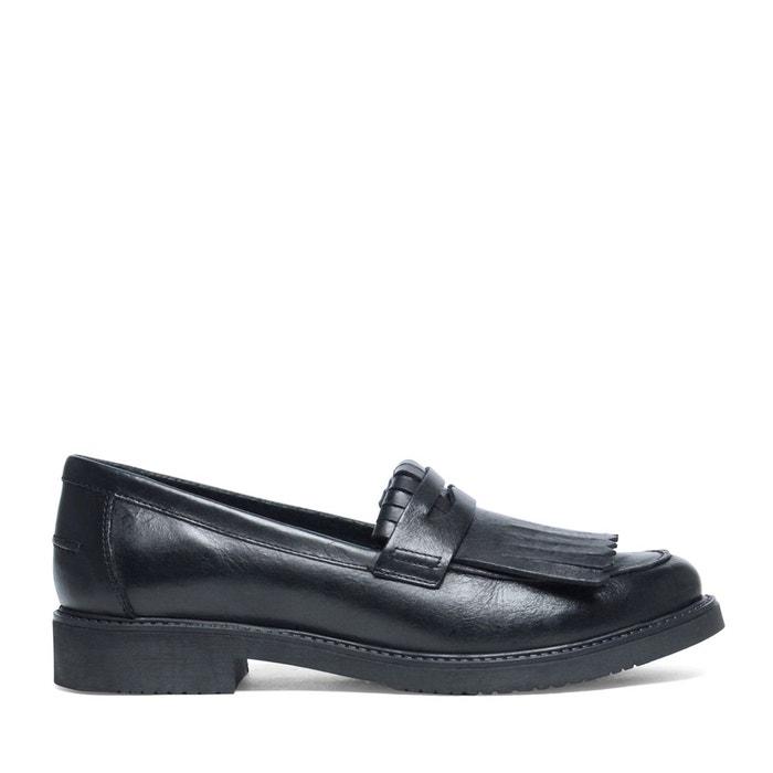 Loafers pour femmes noir Sacha