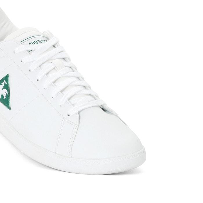 Le Coq Sportif COURTSET S LEA Blanc / Vert 9l4nGirmV