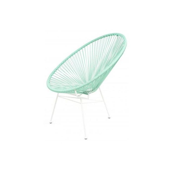 fauteuil vert d 39 eau zimaculto bleu la chaise longue la. Black Bedroom Furniture Sets. Home Design Ideas