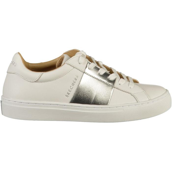 Sortie D'usine Rabais Sexy Sport Sneaker blanc /argent Skechers WRA87cN