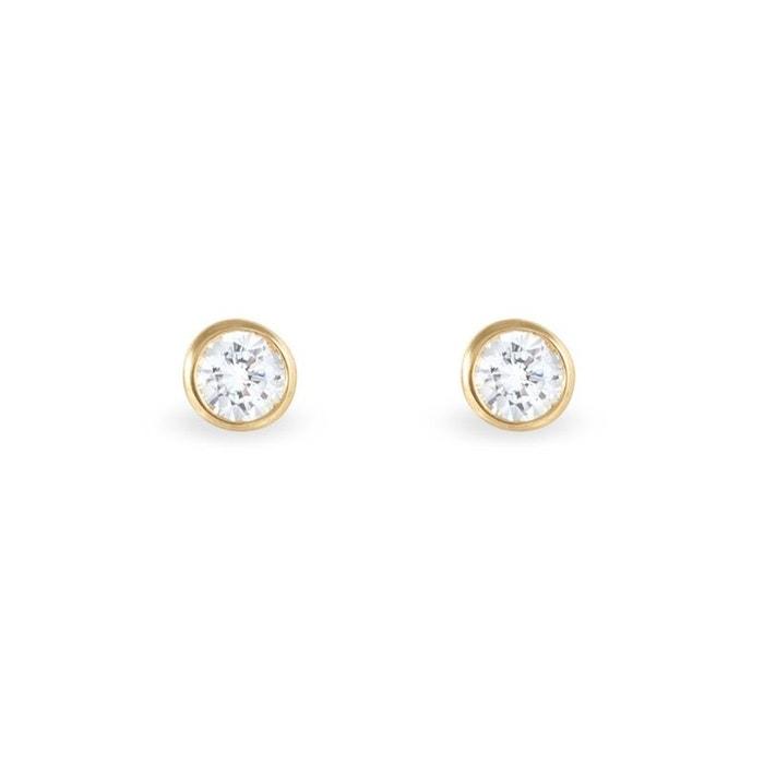 Boucles d'oreilles or jaune Histoire D'or | La Redoute Meilleure Vente Faible Vente En Ligne Des Frais D'expédition ufI3iL
