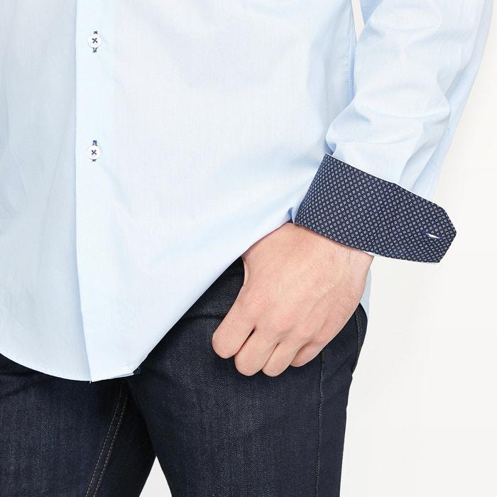 slim Camisa 243;n algod Redoute Collections La 100 RqZ00p