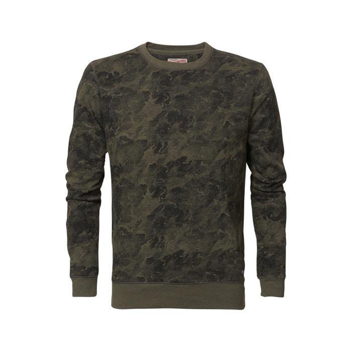 afbeelding Sweater met ronde hals PETROL INDUSTRIES