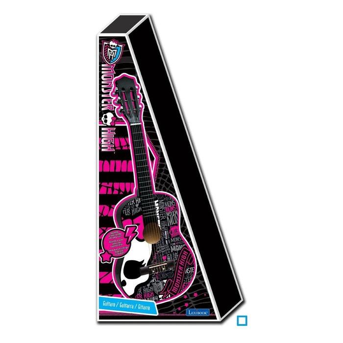 Monster High - Guitare Classique - LEXK2000MH LEXIBOOK