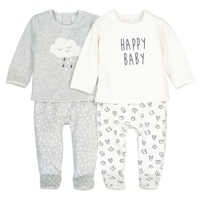 d8e6824cf1444 Pyjama 2 pièces