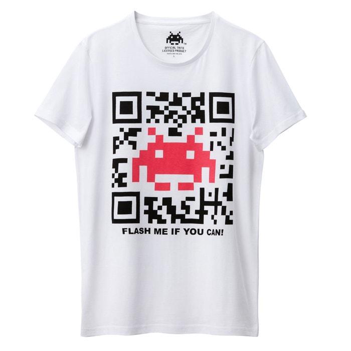 Bild T-Shirt mit rundem Ausschnitt und Aufdruck SCANDALE SCANDY