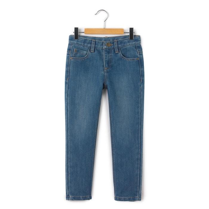 afbeelding Loose jeans 3-16 jaar La Redoute Collections