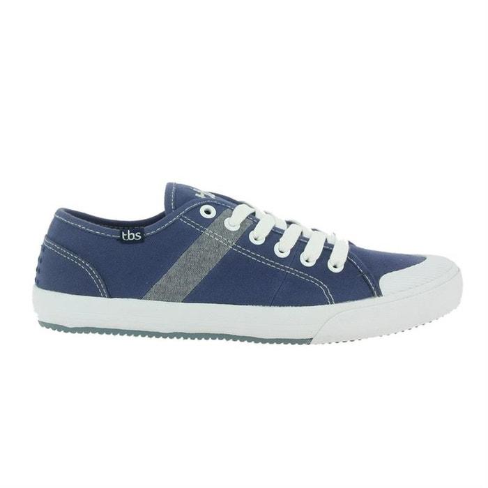 wholesale dealer 3bb28 cd978 Chaussures à lacets textile bleu Tbs La Redoute GH8HUA1Z -  reborncommunity.fr