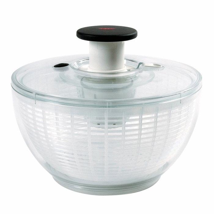 essoreuse salade transparente transparent oxo la redoute. Black Bedroom Furniture Sets. Home Design Ideas