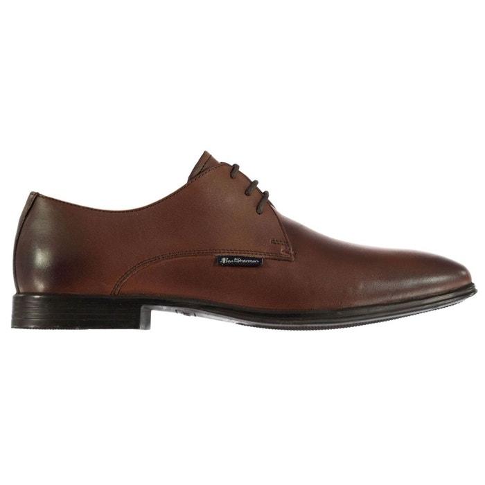 14bf9d815ad30 Derby chaussures habillées Ben Sherman