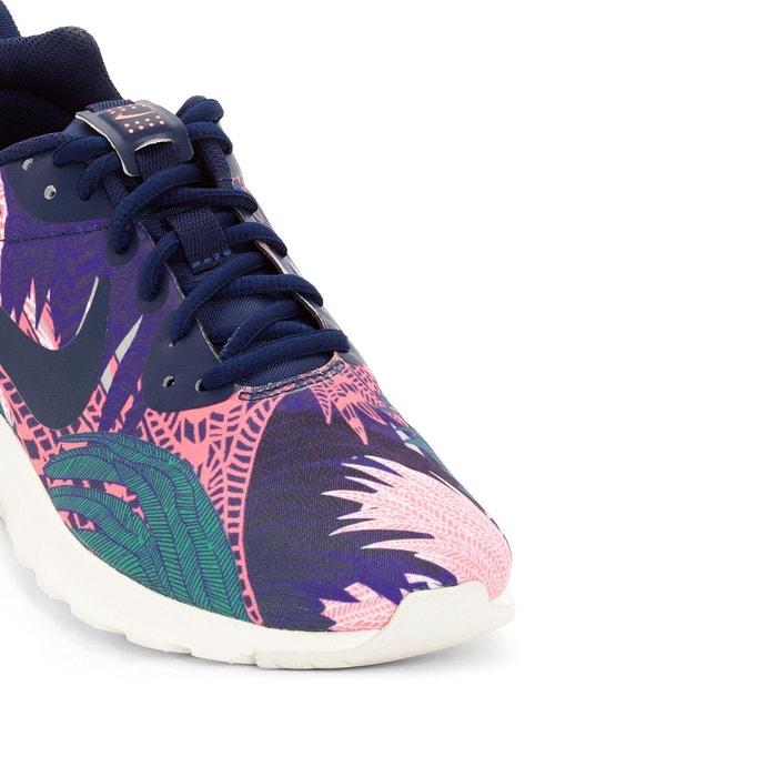 Baskets air max motion bleu/rose Nike