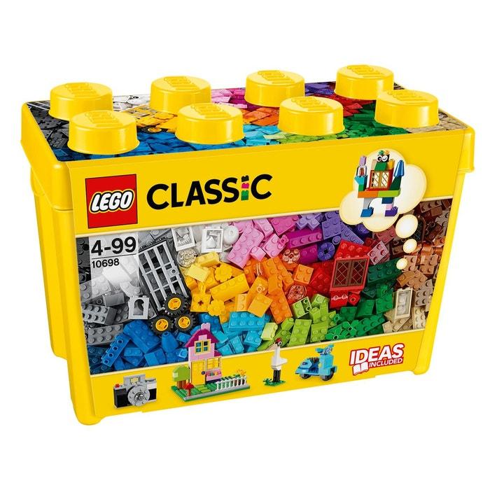 Boîte de briques créatives deluxe 10698  LEGO image 0