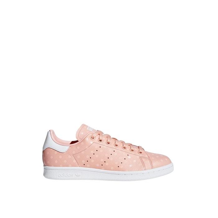 adidas femme stan smith motif rose