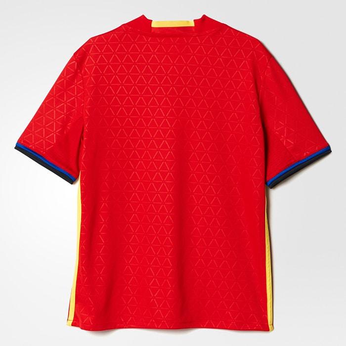 Image T-shirt Espagne UEFA EURO 2016, 7 - 16 ans ADIDAS