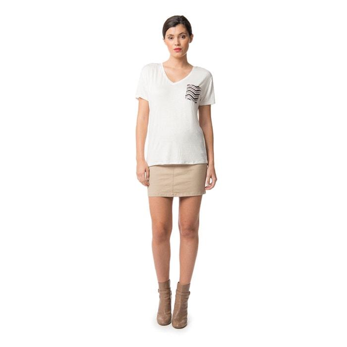 T-shirt con scollo rotondo tinta unita, maniche corte  BEST MOUNTAIN image 0
