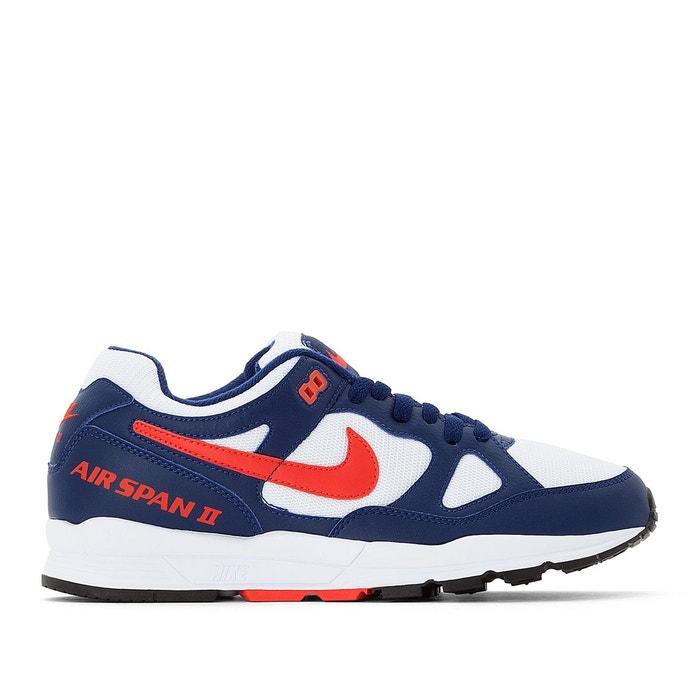 low priced 8db27 c5503 Baskets air span ii bleu Nike   La Redoute