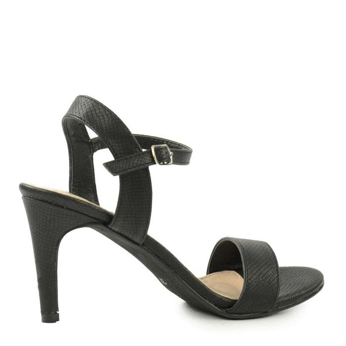Sandales à talon - noir noir Sacha