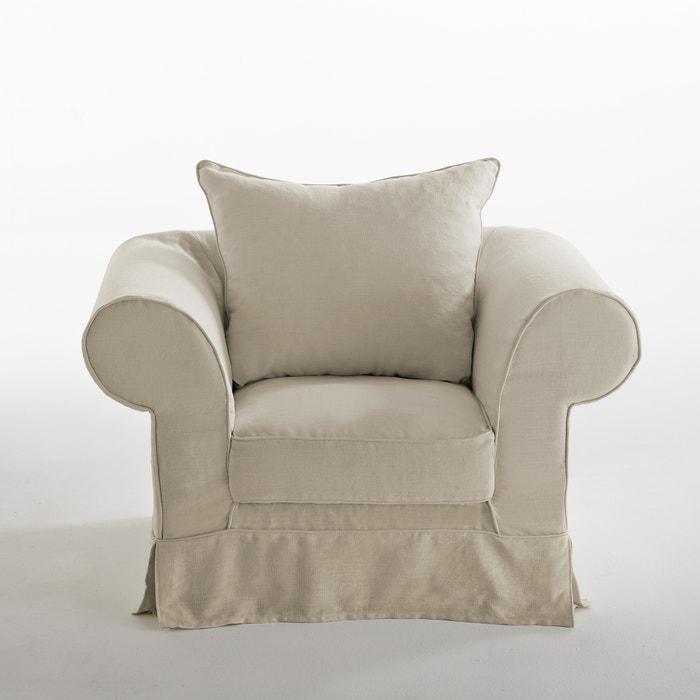 fauteuil coton confort sup rieur ad lia la redoute interieurs la redoute. Black Bedroom Furniture Sets. Home Design Ideas