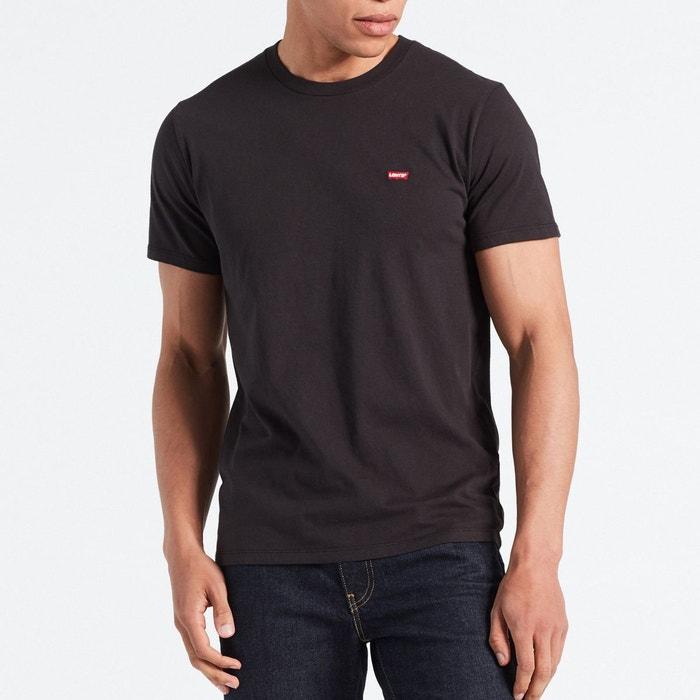 0ee44ce2e80 T-shirt col rond manches courtes imprimé devant LEVI S image 0