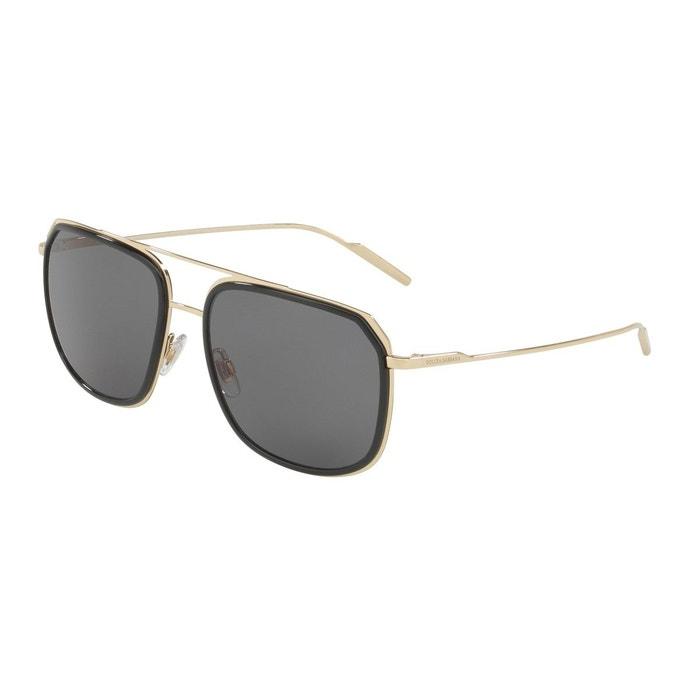 Lunettes de soleil dg2165 noir Dolce Gabbana | La Redoute Avec Paypal Pas Cher En Ligne Vente Frais De Port Offerts uF0yG