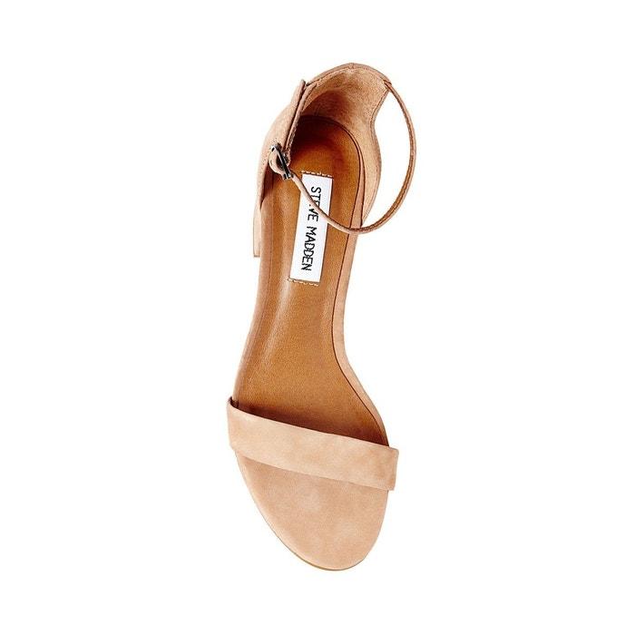 Sandale ouverte à talon bas irenee Steve Madden