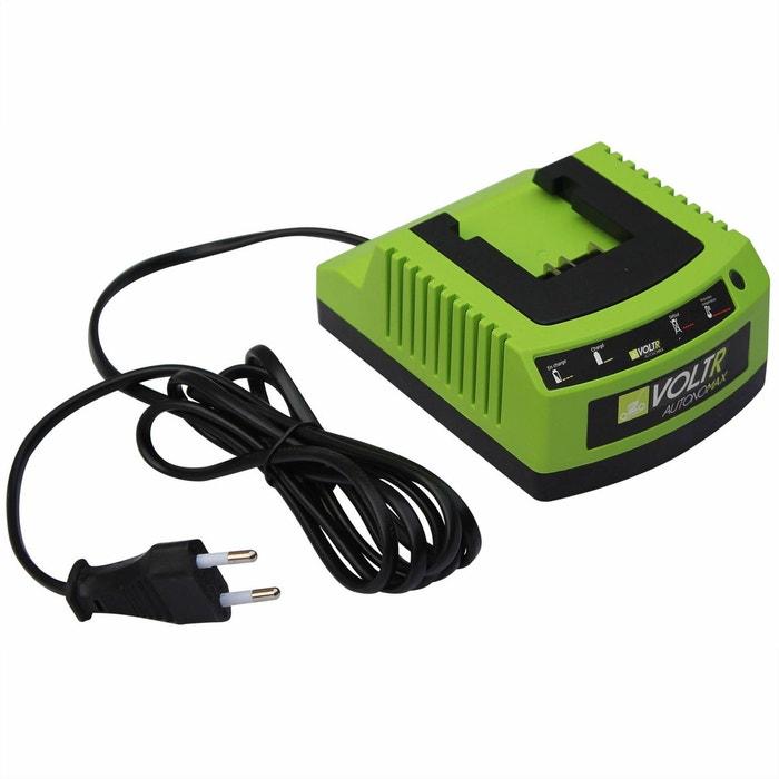 voltr autonomax 40v chargeur suppl mentaire pour batterie. Black Bedroom Furniture Sets. Home Design Ideas