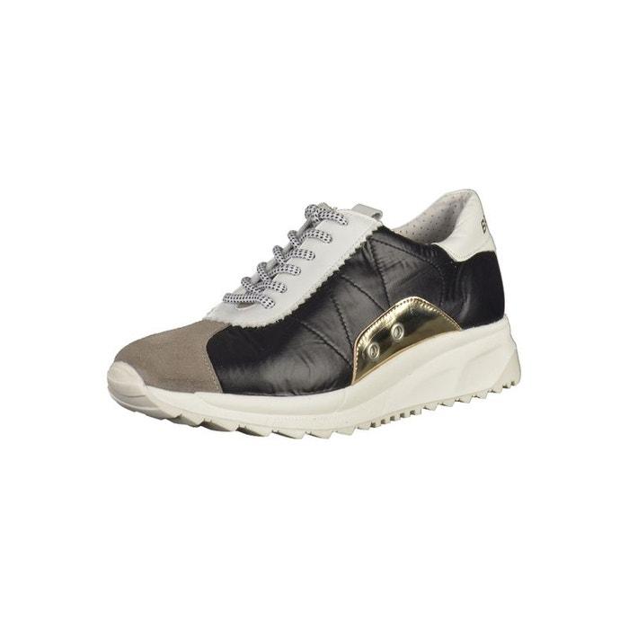 Sneaker  noir/blanc Bronx  La Redoute