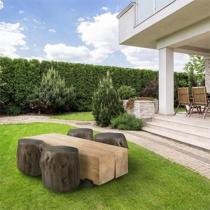 Jardin Terrasse Bois. Excellent Amnagement De Terrasse En Bois Et ...